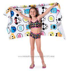 Лучшие полотенца и пончо Disney для девочек и мальчиков. Оригинал.