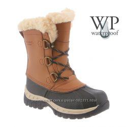 Самые теплые водонепроницаемые зимние ботинки BEARPAW - 30, 31, 32