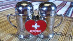 Набор Соль и перец, Switzerland, Cotfer Salt & Pepper Shaker Set