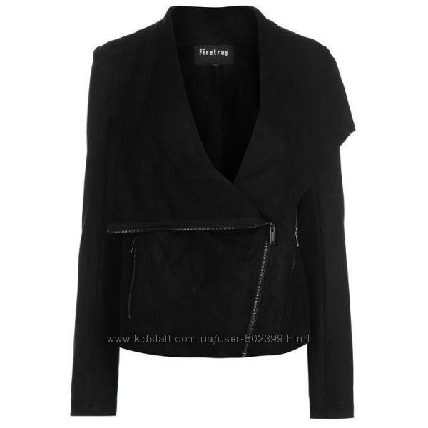 Шикарная косуха-пиджак Firetrap, женская, р. 14 L
