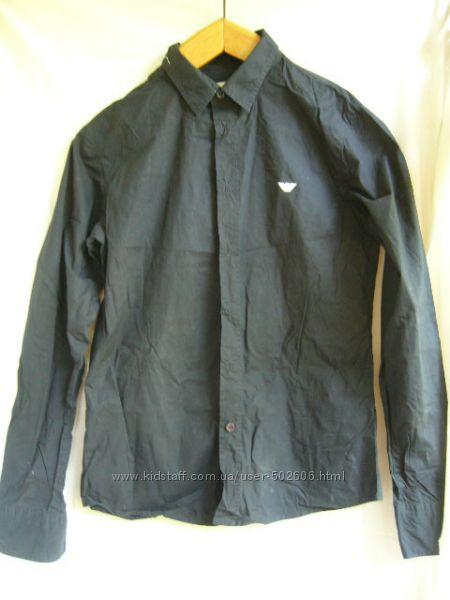Рубашка Armani на 14 лет, рост 166см.