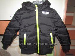 Новая теплая куртка 2-3 года Германия
