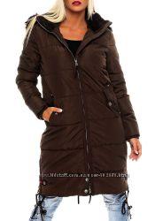 Зимнее очень теплое пальто Marikoo S, M