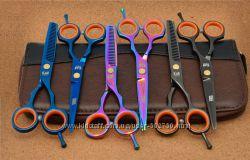 Профессиональные парикмахерские ножницы KASHO 5. 5