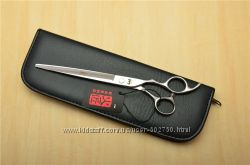 Профессиональные парикмахерские ножницы KASHO 7, 0 и 8, 0