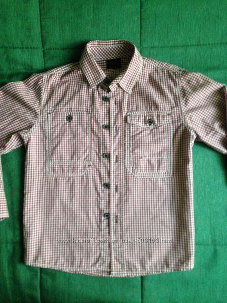 Рубашка на рост 122-128