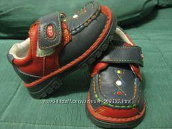 Детская кожаная  обувь 20 размер подарок