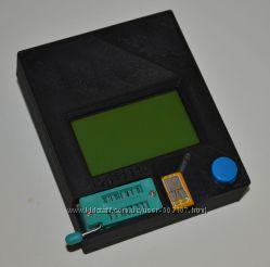 Корпус для тестера Mega328 LCR-T4 ESR с выключателем питания