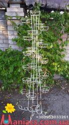 Башня  на 22 чаши, подставка для цветов
