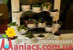 На заказ крутые подставки для цветов
