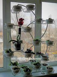 Подставка для цветов на 34 чаши Колос