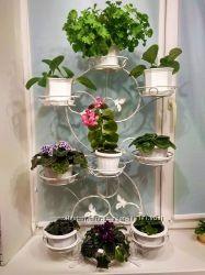 Подставка для цветов Узор на 7-9 чаш
