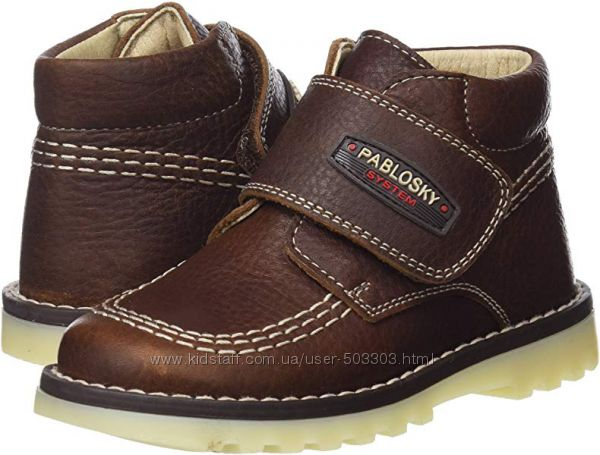 Новые ботинки Pablosky 25 р