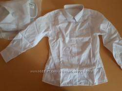 Новые рубашки на девочку 6-7 лет