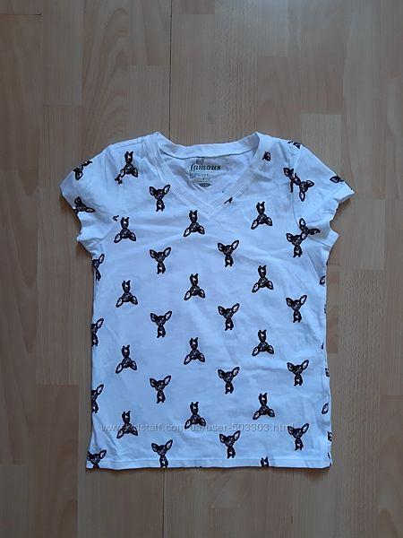 Новая футболка OldNavy 6-7 лет