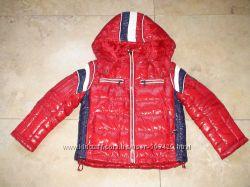Новая  стильная теплая курточка Original Marines 116р.