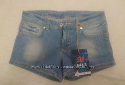 Классные джинсовые шорты Jack B, размер 26