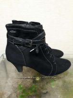 Женственные ботиночки от s. Oliver