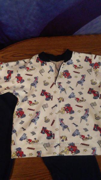 Пижама на 2-3 годика