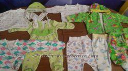 Пакет вещей на новорожденного