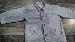 Коттоновая рубашка 80 см