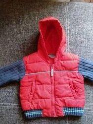 Демисезонная куртка на 1-1,5 года