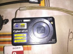 Фотоаппарат цифровой SONY DSC-W130 Black