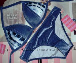 43289e5eef816 SALE Бархатный купальник Pink от Victorias Secret оригинал, 1750 грн ...