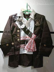 Маскарадный пиджак. Пирата Джека Воробья.