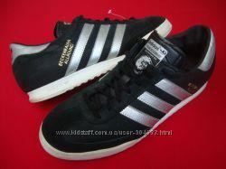 Кроссовки Adidas Beckenbauer Allround натур замша оригинал 43- 44 разм