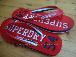 Вьетнамки SuperDry оригинал 38-39