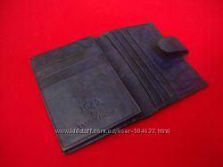 Кошелек портмоне Lichfield 1642 оригинал натур кожа