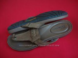 Вьетнамки Timberland натур кожа оригинал 39-40 размер
