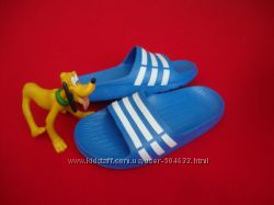 Шлёпанцы Adidas оригинал 30-31 размер 20 cm