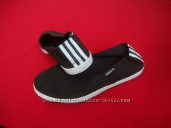 Слипоны Adidas оригинал 40 разм 26см