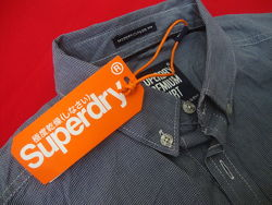 Рубашка SuperDry оригинал S-XS