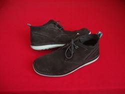 Ботинки Rockport by Adidas оригинал натур замша 42-43 размер