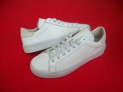 Кроссовки рефлективные Adidas Court Vantage adicolor оригинал 39 размер