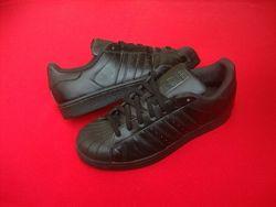 Кроссовки Adidas Superstar оригинал натур кожа 42 размер