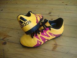 Кроссовки сороконожки Adidas X15. 4 оригинал 30-31 размер