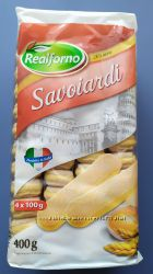 Savoiardi- Савоярди 400г