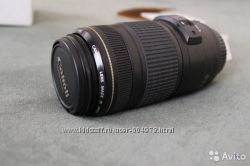 Объектив canon ef 70-300mm f4-5. 6 is usm