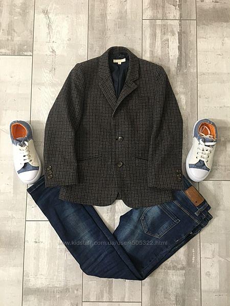 Мега крутой пиджак в клетку для настоящего модника от Lewiss