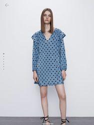 Не реальное платье от Zara, размер S.