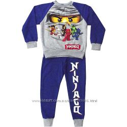 Ниндзяго детские костюмы, пижамы, джемперы, разные модели и размеры