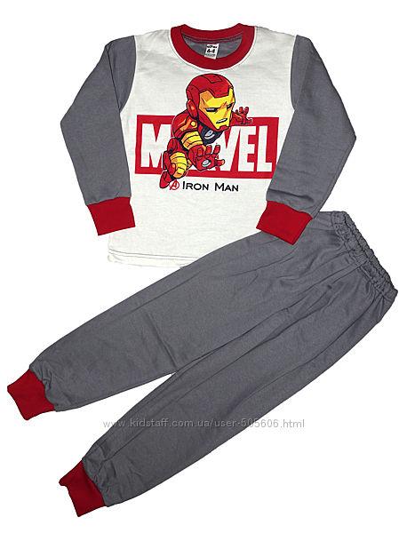 Пижама Марвел Железный человек, Человек-паук
