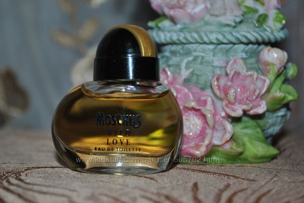 Wild love moschus Fragrances :