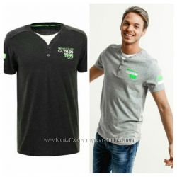 Мужская футболка M-XXL т. м. Glo-stoty