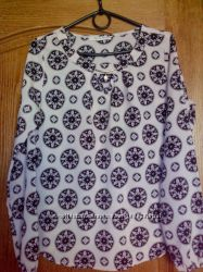 Блуза, блузка длинный рукав