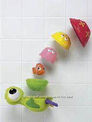 Черепашка пирамидка-сортер Nemo для ванны от Mattel